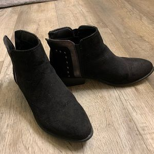 Candies Ankle Booties